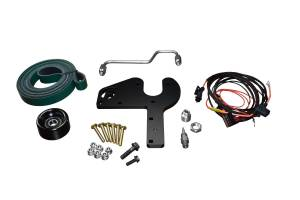 Fuel System - Pumps - Fleece Performance - 6.7L Dual Pump Hardware Kit for 2010-2012 Cummins Fleece Performance