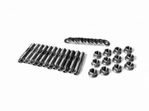 Exhaust Components - Headers & Manifolds - Fleece Performance - Fleece Performance Exhaust Manifold Stud Kit - 4mm Allen Socket Head Fleece Performance