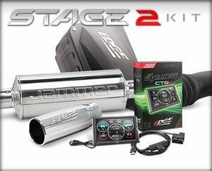 Air Intakes - Air Filters - Edge Products - Edge Products Stage 2 Kits 19124-D