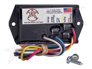 Lighting/Electrical - Wiring and Mounts - RIGID Industries - RIGID Industries 3 AMP LED FLASHER - 12 VOLT 40312