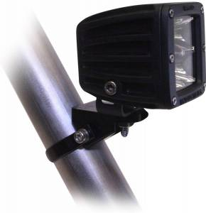Lighting/Electrical - Lighting Accessories - RIGID Industries - RIGID Industries 2'' BAR CLAMP A-PILLAR 42030