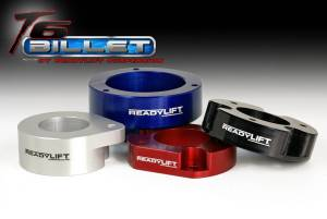 Suspension - Leveling Kits - ReadyLift - ReadyLift 2006-18 DODGE-RAM 1500 2'' Leveling Kit T6 Billet & Tubular A-Arms T6-1036-K