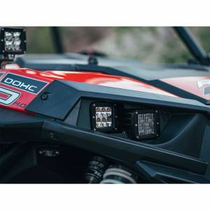 Lighting/Electrical - Lighting Accessories - RIGID Industries - RIGID Industries 14-15 RZR XP1000 HEADLIGHT KIT 465603
