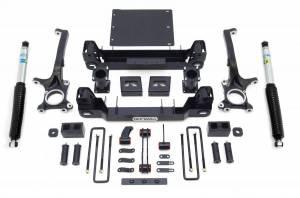 Suspension - Lift Kits - ReadyLift - ReadyLift 2007-18 TOYOTA TUNDRA 6'' Lift Kit with Bilstein Shocks 44-5677
