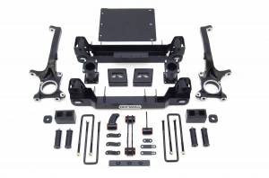 Suspension - Lift Kits - ReadyLift - ReadyLift 2007-18 TOYOTA TUNDRA 8'' Lift Kit 44-5875