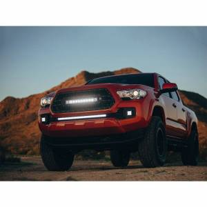 Lighting/Electrical - Lighting Accessories - RIGID Industries - RIGID Industries 16-17 TACOMA BMPR MNT KIT SR 465683