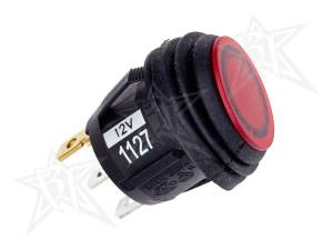 Lighting/Electrical - Wiring and Mounts - RIGID Industries - RIGID Industries 2 POSITION ROCKER SWITCH RED 40191