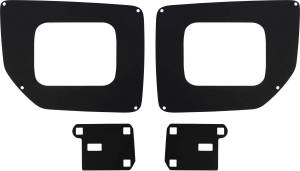 Lighting/Electrical - Lighting Accessories - RIGID Industries - RIGID Industries 15-16 GMC 2500/3500 FOG MT 46543