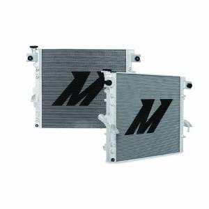 Engine Cooling - Radiators - Mishimoto - Mishimoto Jeep Wrangler JK Performance Aluminum Radiator V2 MMRAD-WRA-07V2