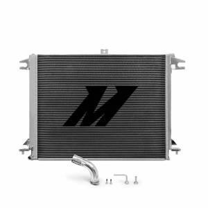 Engine Cooling - Radiators - Mishimoto - Mishimoto Nissan Titan XD 5.0 Performance Aluminum Radiator, 2016+ MMRAD-XD-16