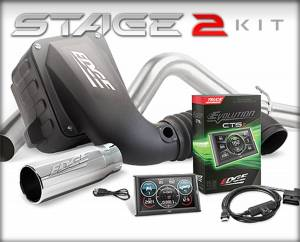Air Intakes - Air Filters - Edge Products - Edge Products Stage 2 Kits 19121