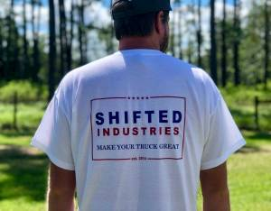 Shifted Industries - Shifted Industries AMERICA Shirt - Short Sleeve w/ Pocket