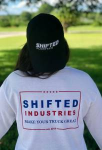 Shifted Industries - Shifted Industries AMERICA Shirt - Long Sleeve