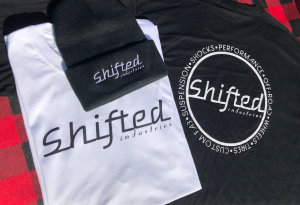 Shifted Apparel  - Outerwear - Shifted Industries - *HOLIDAY BUNDLE* Shifted Industries Beanie, Short Sleeve & Long Sleeve Shirt