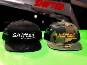 Shifted Industries - Shifted Industries New Era 9FIFTY Trucker Snapback - Retro
