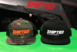 Shifted Industries - Shifted Industries New Era 9FIFTY Trucker Snapback - OG